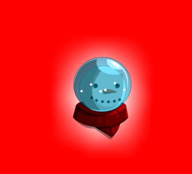 Snow Globe Helm