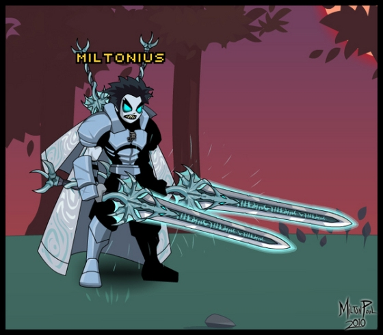 Nova dagger.