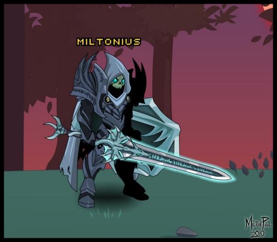 Espada é escudo