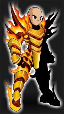 Evolved Solarflux Armor