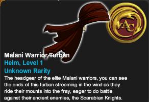 Malani Warrior Turban,150 ACs.