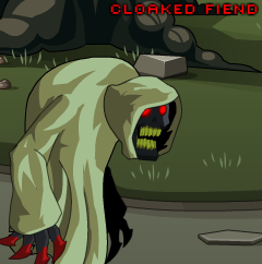 Cloaked Fiend