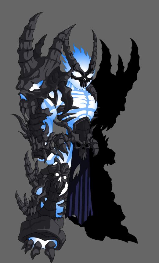 Nova armor para o UL shop