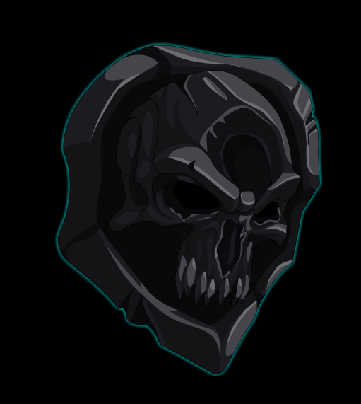 Novo Helm do Dage The Evil